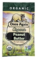 Once Again - Organic Peanut Butter Creamy - 1.15 oz.