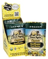 Once Again - Organic Sunflower Butter - 10 Pack(s)