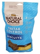 Nutro - Natural Choice All Natural Adult Dog Biscuits Tartar Control Chicken & Whole Brown Rice Recipe - 16 oz.