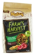 Nutro - Farm's Harvest Adult Dog Food Lamb & Whole Brown Rice Recipe - 4 lbs.