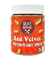 Buff Bake - Protein Peanut Spread Red Velvet - 13 oz.