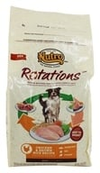 Nutro - Rotations Dog Food Chicken & Brown Rice Recipe - 4 lbs.