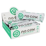 D's Naturals - No Cow Bar Mint Chocolate Chip - 12 Bars