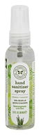 The Honest Company - Hand Sanitizer Spray Lemongrass - 2 oz.