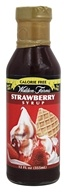 Walden Farms - Calorie Free Strawberry Syrup - 12 oz.