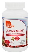 Zahler - Junior MultiVitamin Natural Cherry Flavor - 180 Chewable Tablets