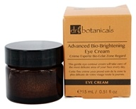 Dr. Botanicals - Advanced Bio Brightening Eye Cream - 0.51 oz.