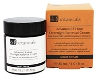 Dr. Botanicals - Advanced 8-Hour Overnight Renewal Cream - 1.01 oz.