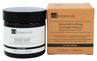 Dr. Botanicals - Advanced Purifying Overnight Masque - 1.69 oz.