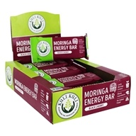 Kuli Kuli - Moringa Superfood Bars Box Black Cherry - 12 Bars