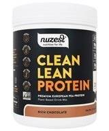Nuzest - Clean Lean Protein Rich Chocolate - 17.6 oz.
