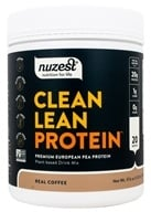Clean Lean Protein Creamy Cappuccino - 17.6 oz. by Nuzest