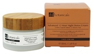 Dr. Botanicals - Advanced 12 Hour Night Detox Cream - 1.69 oz.