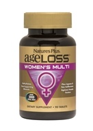 Nature's Plus - Ageloss Women's Multivitamin - 90 Tablets