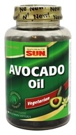 Health From The Sun - Avacado Oil - 60 Vegetarian Softgels