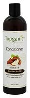 Topganic - Conditioner Enriched with Brazilian Nut Oil - 13.53 oz.
