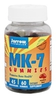 Jarrow Formulas - Vitamin MK7 Strawberry 45 mcg. - 60 Gummies