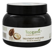 Topganic - Treatment Hair Mask Enriched with Argan Oil from Morocco - 16.9 oz.