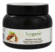 Topganic - Intensive Hair Mask Brazilian Nut Oil - 16.9 oz.
