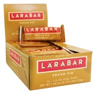 Larabar - Original Fruit & Nut Bars Box Pecan Pie - 16 Bars