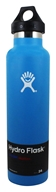 Hydro Flask - Stainless Steel Water Bottle Vacuum Insulated Standard Mouth Pacific - 24 oz.