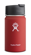 Hydro Flask - Stainless Steel Coffee Mug Vacuum Insulated Lava - 12 oz.