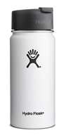 Hydro Flask - Stainless Steel Coffee Mug Vacuum Insulated White - 16 oz.