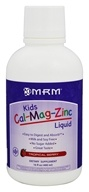 MRM - Kids Cal-Mag-Zinc Liquid Tropical Berry - 16 oz.