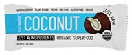 Nutraw - Nutrawbar Raw Organic Superfood Bar Coconut - 1.4 oz.