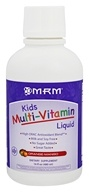 MRM - Kids Multi-Vitamin Liquid Orange Mango - 16 oz.