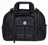 6 Pack Fitness - Innovator Mini Stealth Bag Black/Black