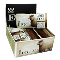 Epic - Lamb Bars Box Currant + Mint - 12 Bars