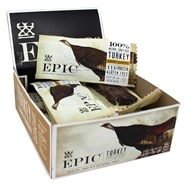 Epic - Turkey Bars Box Almond + Cranberry - 12 Bars