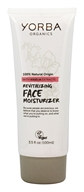 Yorba Organics - Reivitalizing Face Moisturizer with Kigelia Extracts - 3.5 oz.