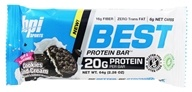 BPI Sports - Best Protein Bar Cookies and Cream - 2.25 oz.