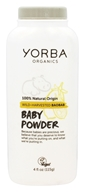 Yorba Organics - Baby Powder with Wild-Harvested Baobab - 4 oz.