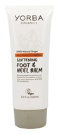 Yorba Organics - Softening Foot & Heel Balm with Wild-Harvested Mafura - 3.5 oz.