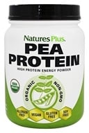 Nature's Plus - Organic Pea Protein Powder - 1.1 lbs.