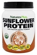 Nature's Plus - Organic Sunflower Protein Powder - 1.22 lbs.