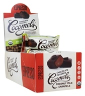 JJ's Sweets Cocomels - Dark Chocolate Covered Cocomels Espresso - 15 Pack(s)