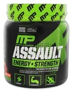 Muscle Pharm - Assault Sport Series Energy + Strength Fruit Punch - 12.17 oz.