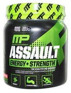 Muscle Pharm - Assault Sport Series Energy + Strength Strawberry Ice - 12.17 oz.