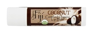 Organic Fiji - Organic Coconut Oil Lip Balm Coconut - 0.15 oz.