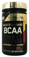 Optimum Nutrition - Gold Standard BCAA Train + Recover Cranberry Lemonade - 9.9 oz.