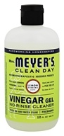 Mrs. Meyer's - Clean Day Vinegar Gel No-Rinse Cleaner Lemon Verbena - 12 oz.