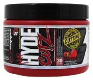 Pro Supps - Mr. Hyde Cutz Powerful Cutting Matrix 30 Servings Fruit Punch - 4 oz.