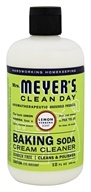 Mrs. Meyer's - Clean Day Baking Soda Cream Cleaner Lemon Verbena - 12 oz.