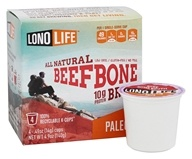 LonoLife - All Natural Broth Beef Bone - 4 K-Cup(s)