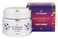 CC Pollen - Royal Jelly Skin Care with Honey Moisturizer - 2 oz.