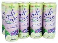 100% Natural Sparkling Water Blackberry Cucumber - 8 Can(s)
